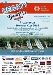 REgaty Mrągowo Stomasz Cup 2016