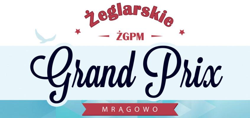 Ruszyła strona Żeglarskie Grand Prix Mrągowa