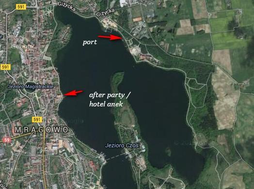 mapka satelita