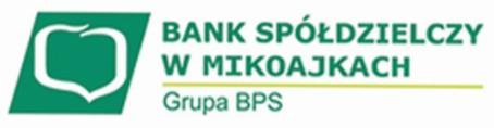 Witamy Bank Spółdzielczy w Mikołajkach w gronie naszych sponsorów